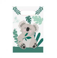 8 sacs cadeaux anniversaire koala | jourdefete.com
