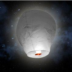 """Lanterne volante """"ballon"""" - Gris"""