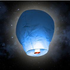 """Lanterne volante """"ballon"""" - Turquoise"""