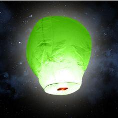 """Lanterne volante """"ballon"""" - Vert"""