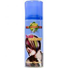 Laque à Cheveux Bleu Fluo
