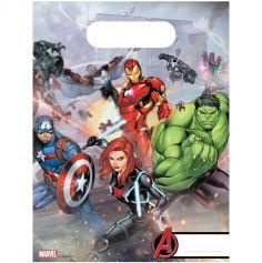 6 Pochettes-Surprises - Avengers