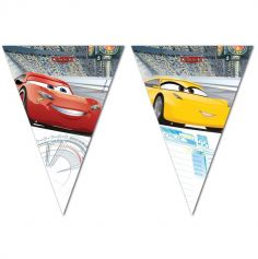 Guirlande de Fanions - Cars 3 - Disney Pixar
