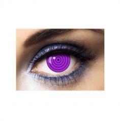 lentilles-fantaisie-rinnegan-violettes | jourdefete.com