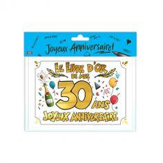 livre-or-30ans-anniversaire | jourdefete.com