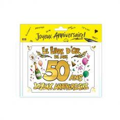 livre-or-50ans-anniversaire | jourdefete.com