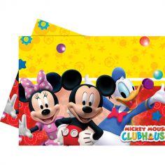 Nappe en plastique Mickey Mouse ® - 120x180cm