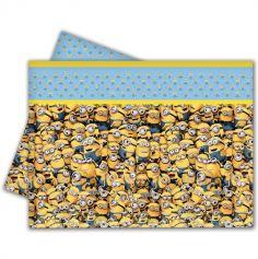 Nappe en plastique Les Minions ® - 120x180cm