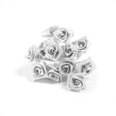roses-mini-decoration-metallisé | jourdefete.com