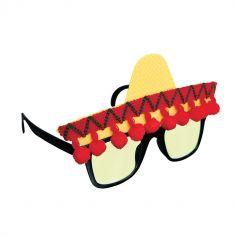 lunettes-fantaisie-sombrero-mexique|jourdefete.com