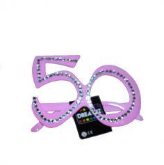 lunettes-anniversaire-50-fun | jourdefete.com