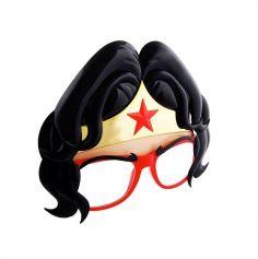 Lunettes Wonder Woman Adulte
