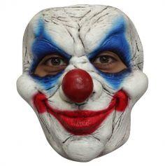 Masque en Latex de Clown Sadique