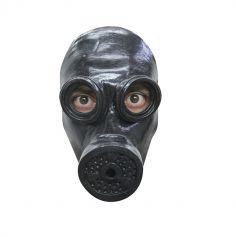 Masque en Latex Masque à Gaz