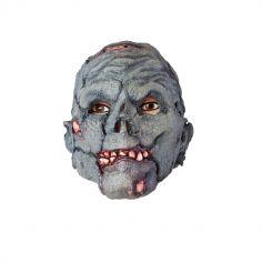 Masque Intégral en Latex de Zombie Décomposé