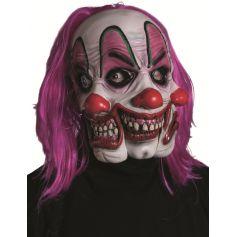 Masque de Clown Triple Visage