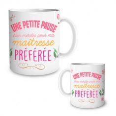 mug-pause-meritee-cadeau-maitresse|jourdefete.com