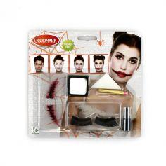 Kit Maquillage Zombie - Femme