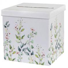 urne-tirelire-mariage-vegetal|jourdefete.com