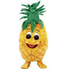 Mascotte Légume Ananas