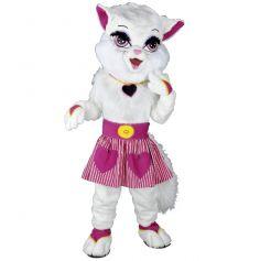 mascotte chat kitty
