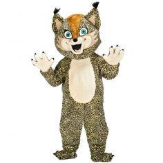 mascotte lynx