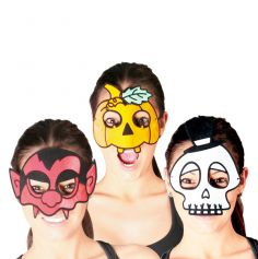 Masque Halloween Humoristique