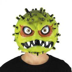 Masque Humoristique Coronavirus pour Adulte - Couleur au Choix