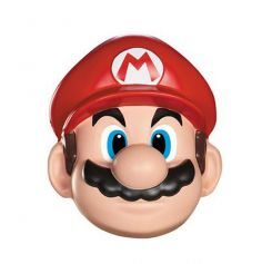 Masque Mario Licence Adulte