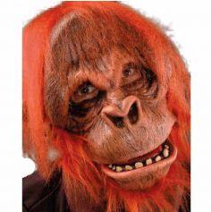 Masque Orang Outan Bouche Articulée Adulte
