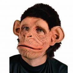 Masque de Singe Bouche Articulée Adulte