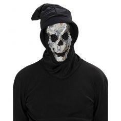 Masque Scream à Sequins Adulte