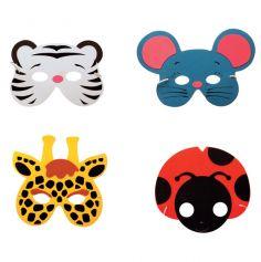 Masque Enfant Animal au choix