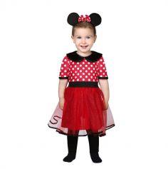 déguisement de souris fille pour bébé | jourdefete.com