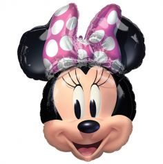 ballon supershape minnie mouse forever | jourdefete.com