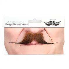 """Moustache """"Dandy"""" - Roux"""