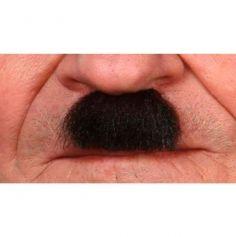Moustache Charlot Hitler