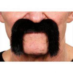 Moustache Motard Biker