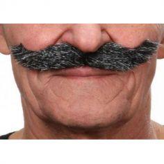 Moustache Hongroise - Poivre et Sel