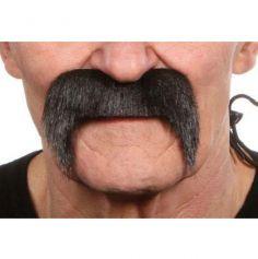 "Moustache ""Baroudeur"" - Noir"