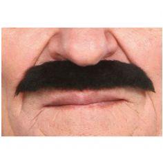 """Moustache """"Clark"""" - Noir"""