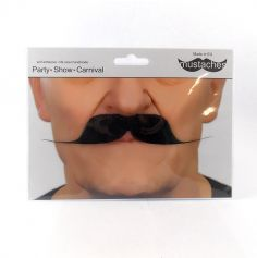 """Moustache """"Dandy"""" - Noir"""