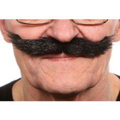 """Moustache """"Hongrois"""" - Noir"""