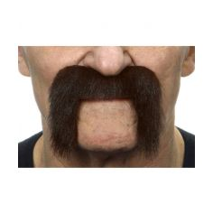 "Moustache ""Motard"" - Brun"