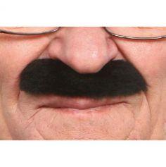 """Moustache """"Officier"""" - Noir"""
