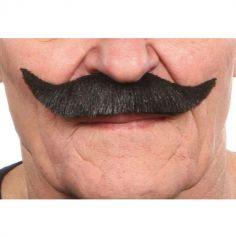 """Moustache """"Parisien"""" - Noir"""