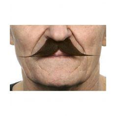 """Moustache """"Petit Dandy"""" - Brun"""