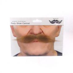 """Moustache """"Polonais"""" - Blond"""