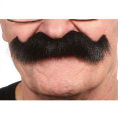 """Moustache """"Professeur"""" - Noir"""