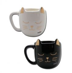 mug chat miaou | jourdefete.com